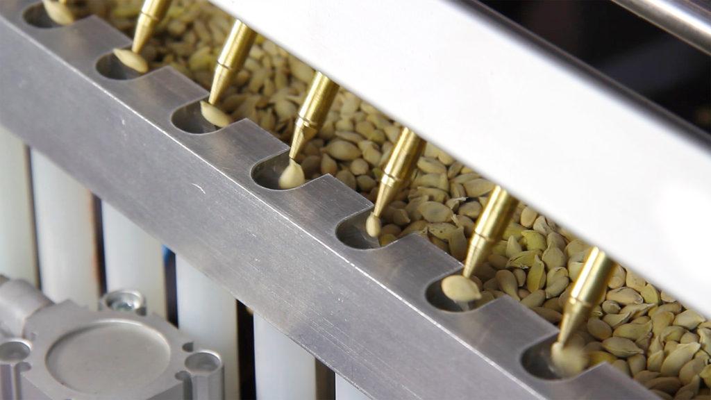 Línea de siembra en hileras KAPPA65C compact