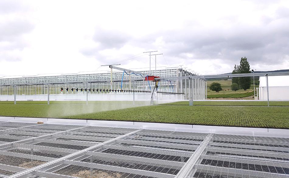 Irrigatore mobile da esterno IRMOEX - URBINATI Srl