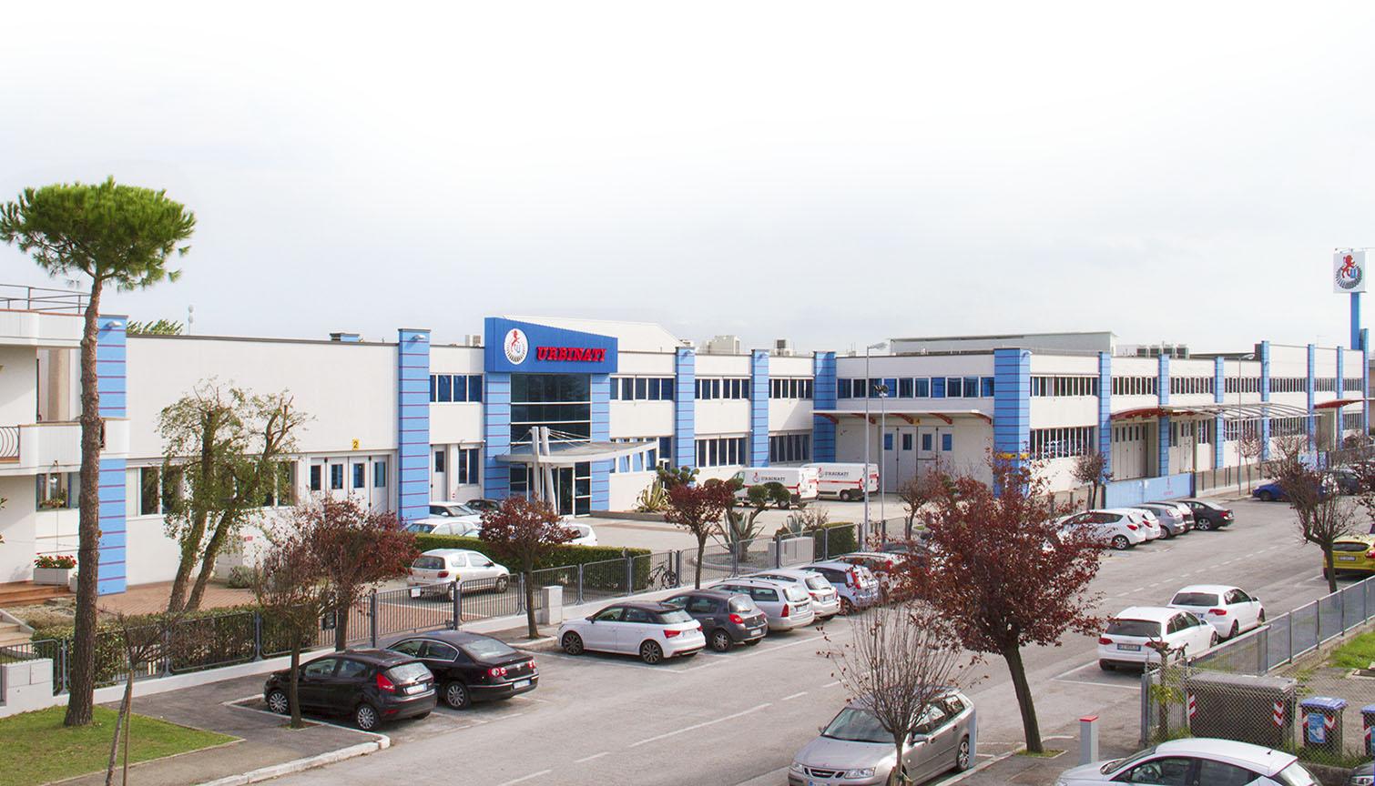 URBINATI, leader progettazione realizzazione sistemi e macchinari automatizzati per l' ortoflorovivaismo. Italia
