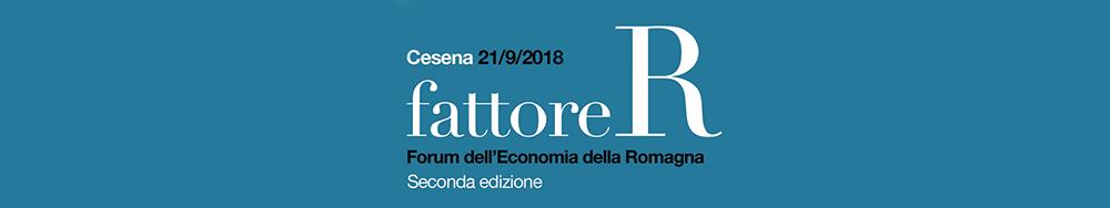 Fattore R - Forum Economia Romagna