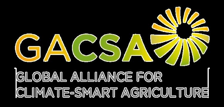 Global Alliance for Climate Smart Agricolture LOGO